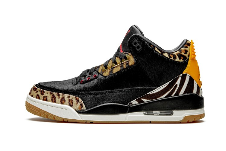 "<h2><span>Jordan Brand Gets Wild With Air Jordan 3 SP ""Animal Pack""</span></h2>"