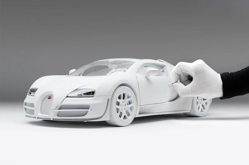 amalgam collection bugatti veyron grand sport vitesse 1 8 model scale collectible cars supercar Etienne Salome