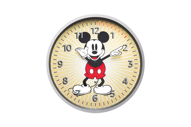 Amazon Echo Wall Clock Disney Mickey Mouse Edition Tech Connected Living Assistant Announcement Jeff Bezos Time Set Alarm LED Light Ring Digital Analog Alexa
