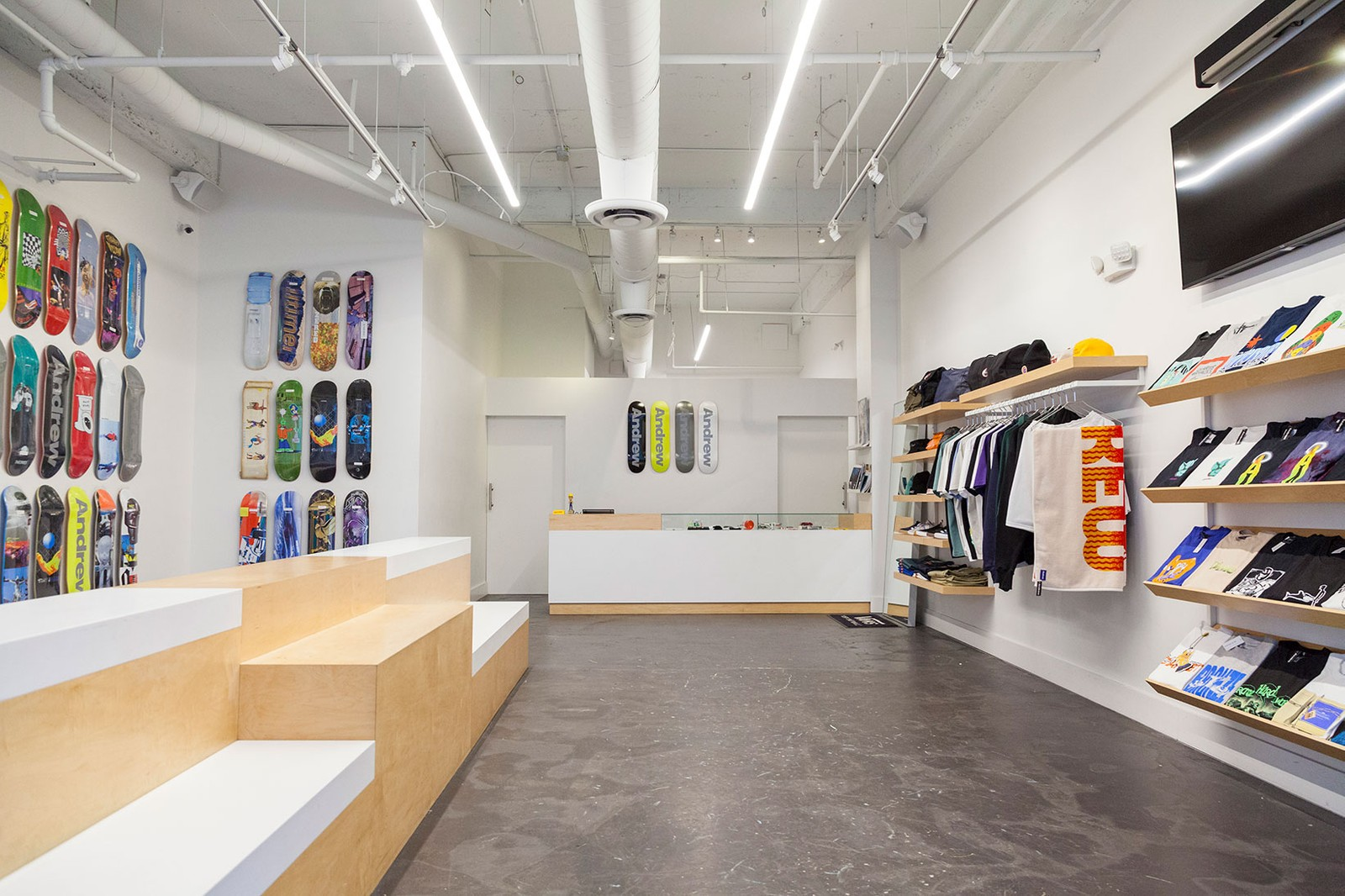 How This Shop Is Driving Miami's Skate Culture Forward Virgil Abloh Angelo Baque AWAKE Andrew Downtown AllTimers Versailles Cafe Miami Art Basel