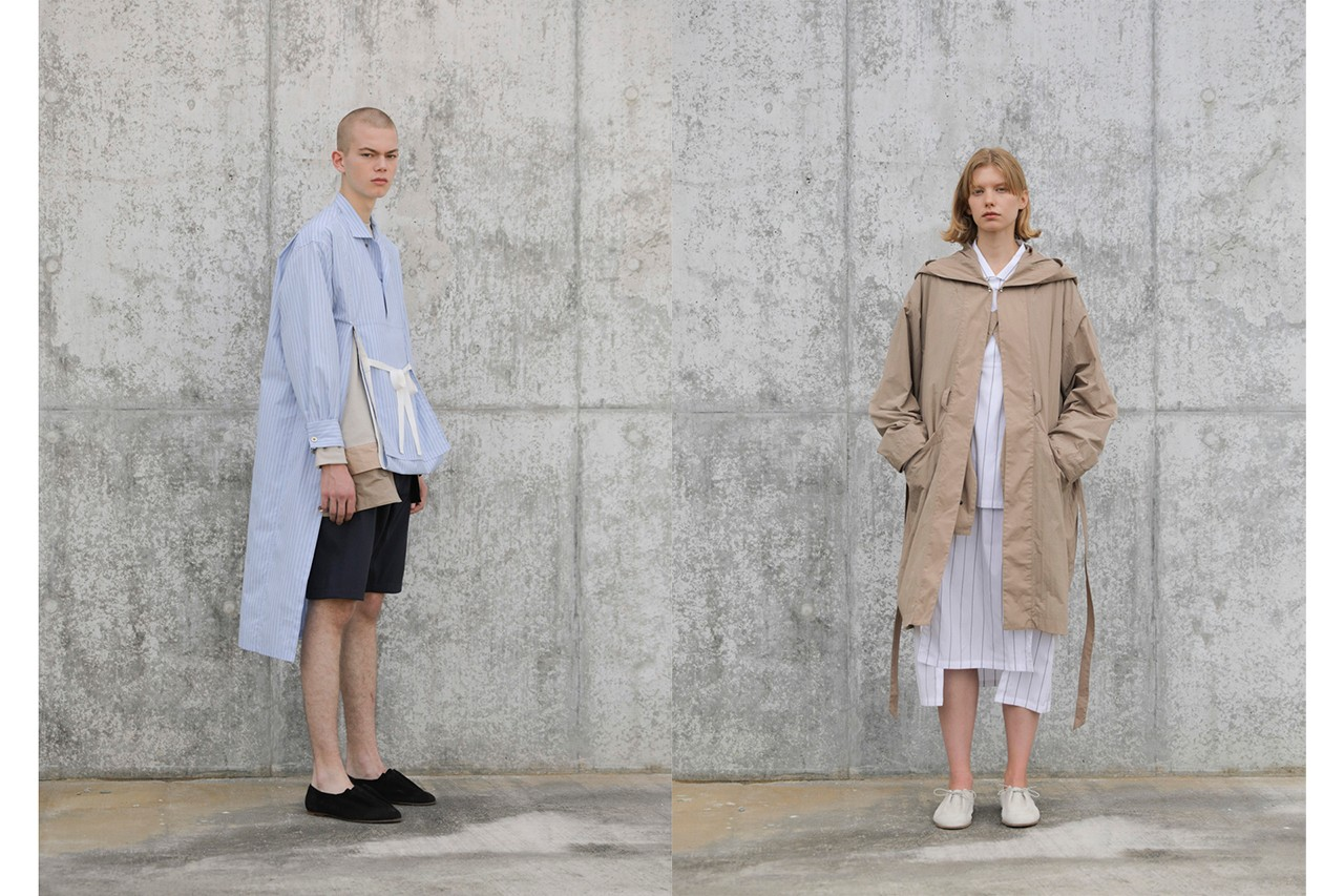 ANITYA Spring/Summer 2020 Lookbook Collection japan ss20