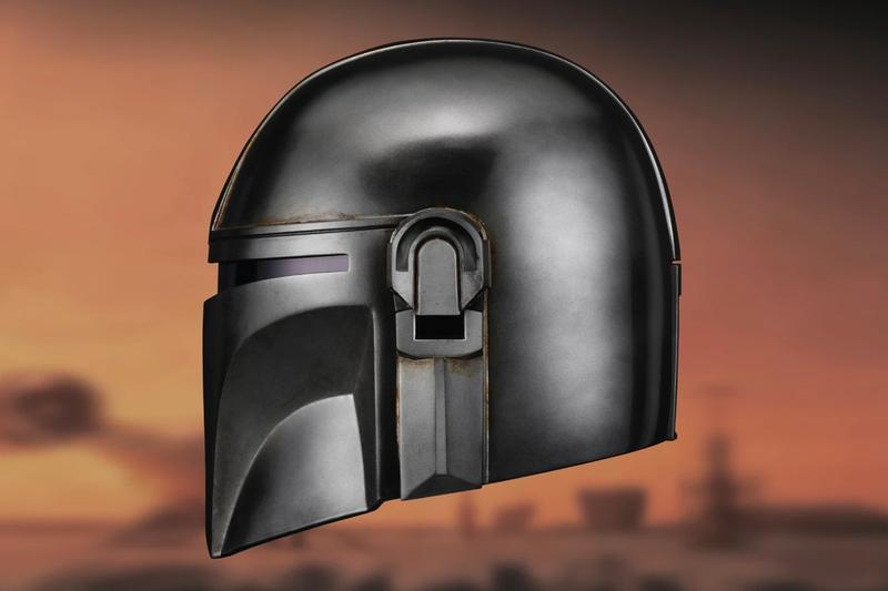 anovos the mandalorian star wars disney plus wearable replica helmet costume cosplay collectibles