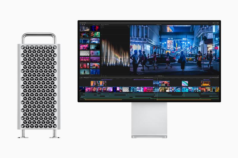 Apple Mac Pro Available for Pre-Order Pro Display XDR AMD Radeon Pro 580X GPU