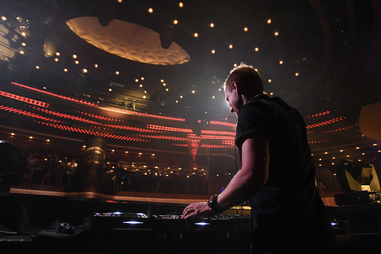 Armin Van Buuren Has an Unfaltering Love for Trance asot 950 jbl fest 2019 live performance partnership interview las vegas nevada a state of trance balance