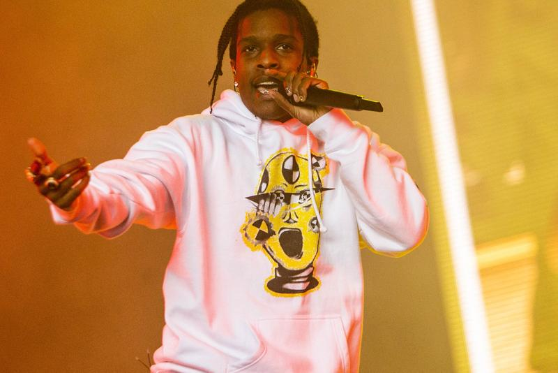 ASAP Rocky Not Allowed Swedish Prison performance testing Info Why