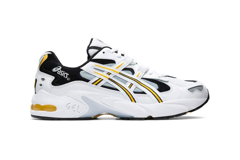 ASICS GEL Kayano 5 OG Black Turquoise White Saffron colorways shoes sneakers footwear kicks runners trainers running shunichi kayano fifth generation silhouette Japanese