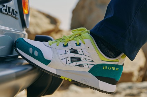 ASICS Breaks the Rules With the New GEL-LYTE III