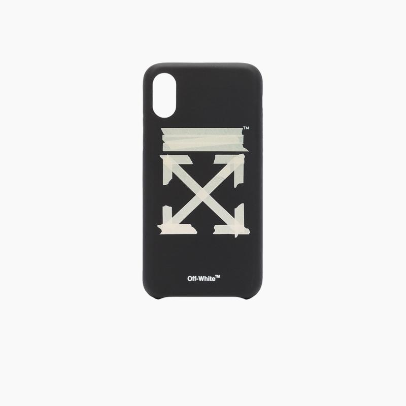 Off-White™ Tape Arrows iPhone XS Case
