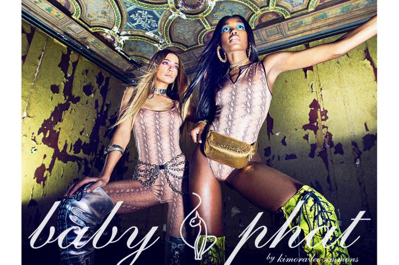Baby Phat Re-Launches After 10-year Hiatus Kimora Lee Simmons phat farm new york 2000s urban fashion