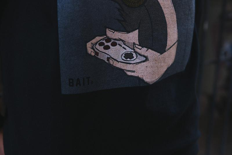 BAIT x Redbull x Kumite x 'Streetfighter' KO Capsule Collection Closer Look Lookbook Gaming Japan Aichi Sky Expo Coach Jacket T-Shirt Long Sleeve Short Hoodies Professional Players USA chapter stores Release Information