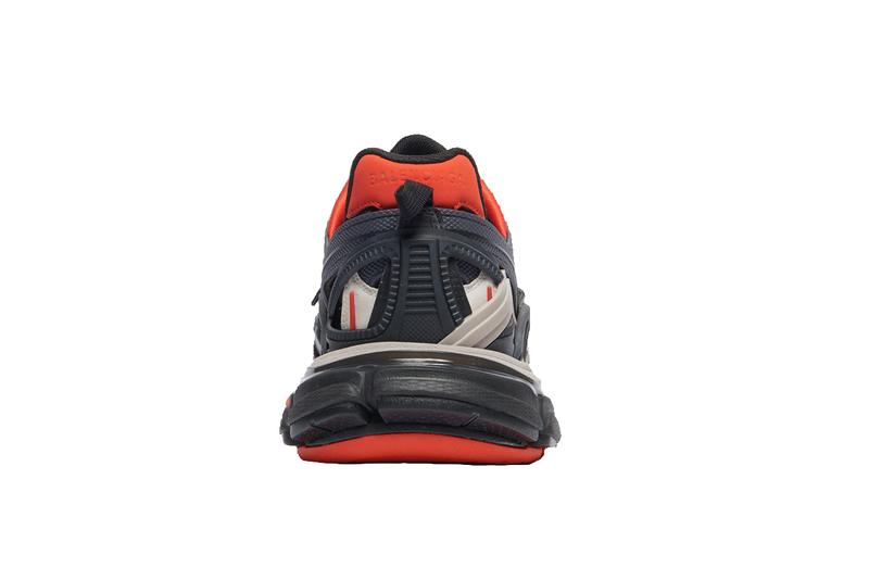 balenciaga track 2 black red grey sneakers chunky shoe release date info photos price colorway release date buy