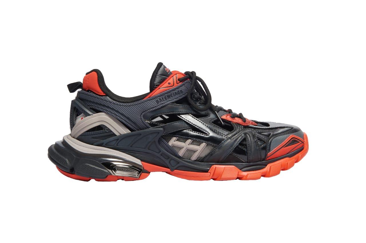 Balenciaga Track Sneaker For Men Farfetch