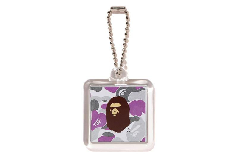BAPE NYC 15th Anniversary Capsule a bathing ape new york city mta metrocards modernica chairs furniture table du rag collaborations key chains accessories