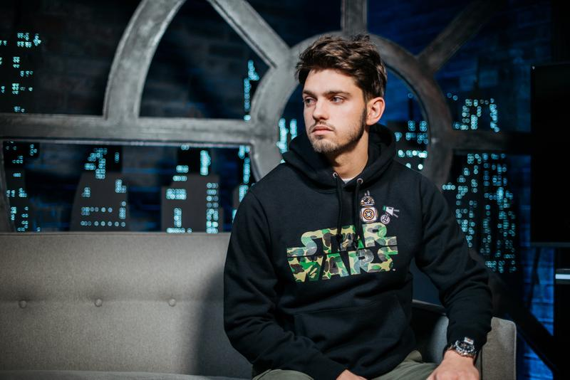 BAPE Has Another Star Wars Collaboration in the Works the rise of skywalker collaborations teasers baby milo accessories