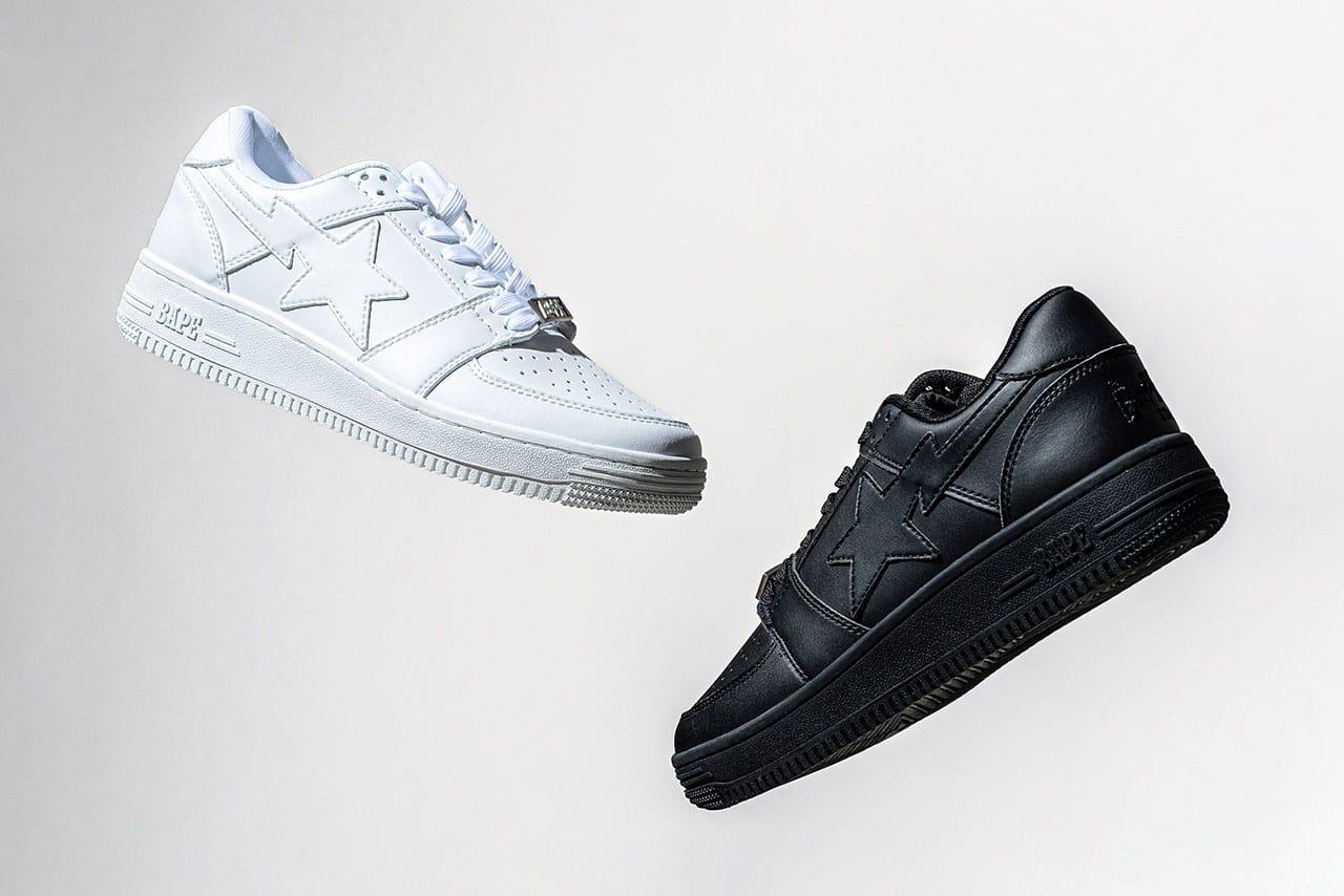 BAPE's BAPESTA Sneaker 20th Anniversary