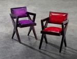 Berluti Presents 17 Original Furniture Pieces by Pierre Jeanneret at Art Basel Miami 2019