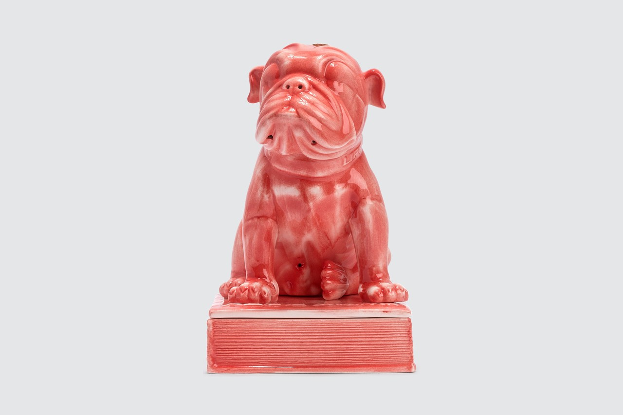 best artworks releasing this week yeenjoy studio bulldog incense chamber hbx allrightsreserved plush edition flat eric medicom toy brandalism banksy sergio farfan evil twin sculpture vertical gallery michael jordan prints nopattern