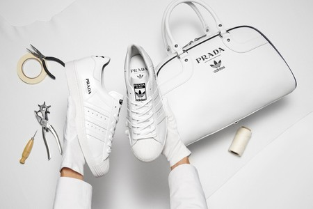 Prada & adidas Celebrate the Superstar's 50th Anniversary in This Week's Best Footwear Drops