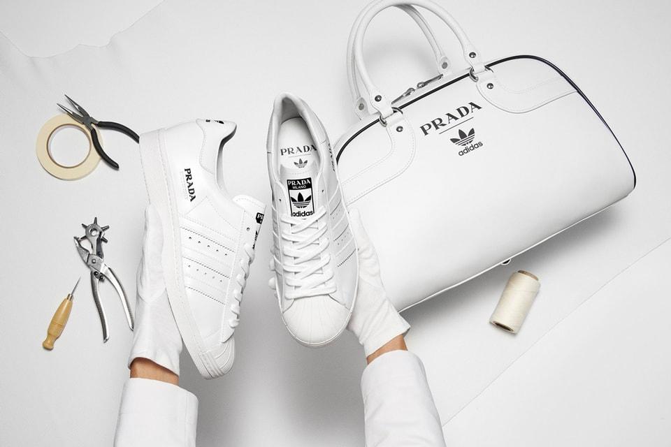 Prada & adidas Celebrate the Superstar's 50th Anniversary in This Week's Best Footwear Drops