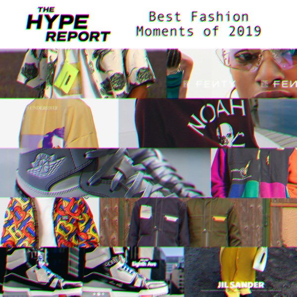 The HYPE Report: Best Fashion Moments of 2019