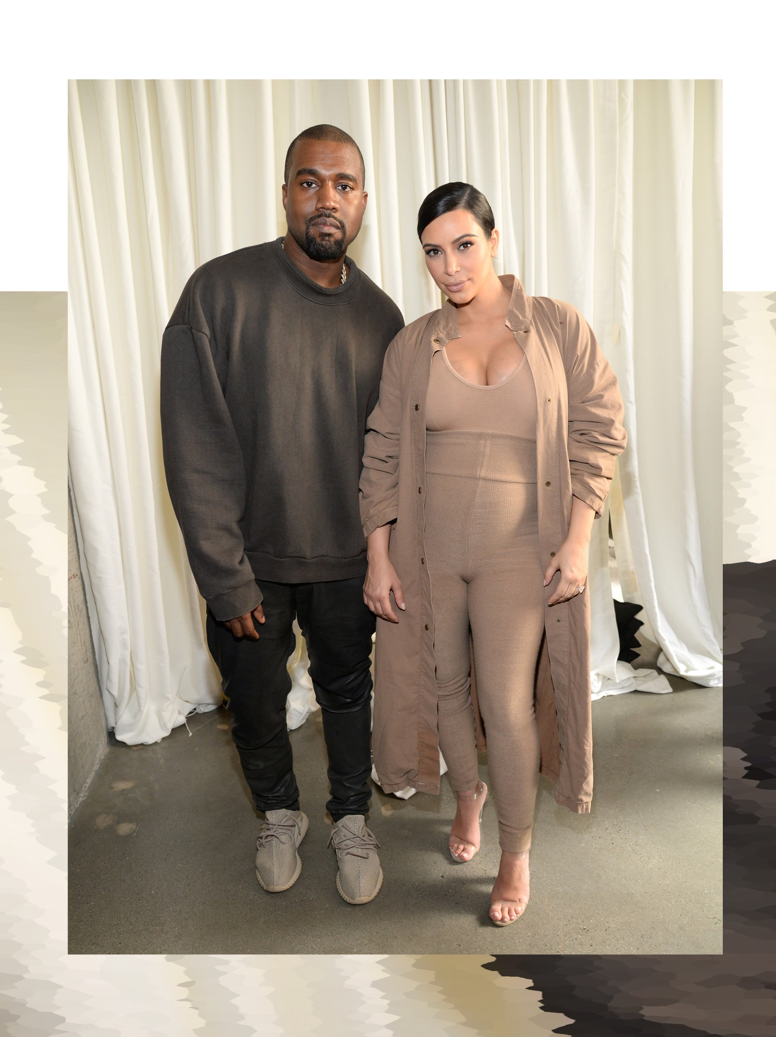 athleisure streetwear collaborations decade best of year 2019 2010s 2020 trends fashion designer logo logomania sustainability nike supreme kanye west ugly shoes dad kim kardashian millennial pink