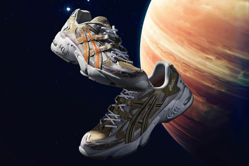 "BILLY's and ASICS Revamp GEL-Kayano 5 OG With Nebulous ""Jupiter"" Colorway"