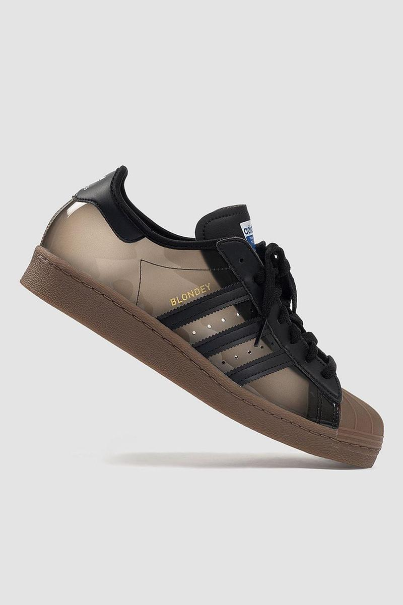 salir Galleta desencadenar  Blondey Mccoy x adidas Originals Superstar Alternate Colorway Release |  HYPEBEAST