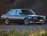 This Pristine 1982 BMW Alpina B7 S Turbo Is up for Auction