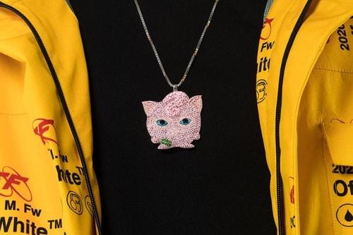 BROWNS & Dan Life Drop Exclusive Swarovski-Studded 'Pokémon' Necklaces