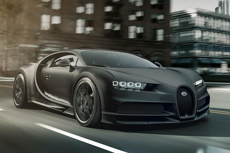 Bugatti Chiron Noire Sportive and Noire Élégance Release Information First Look Fully Carbon Fiber Hypercar Limited to 20 Units Special Edition La Voiture Noire $3.3 million USDType 57 SC Atlantic