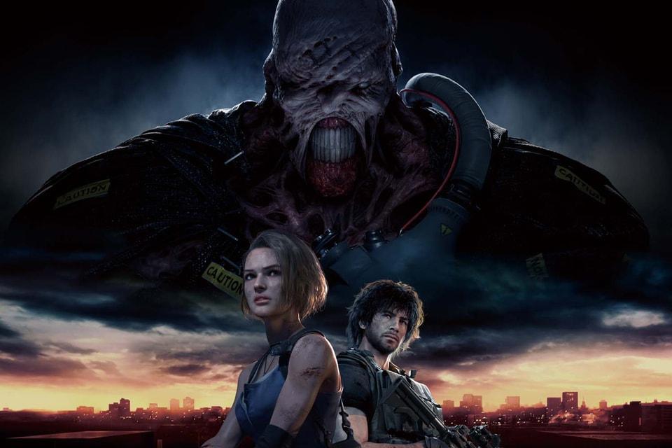 Hasil gambar untuk resident evil 3 remake