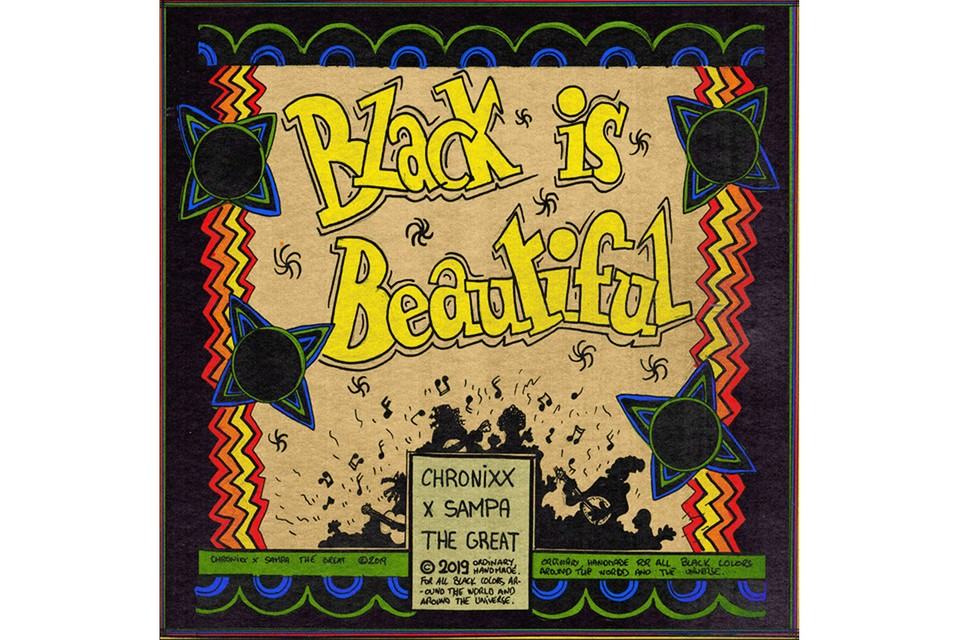 """Chronixx Taps Sampa the Great for Visceral Remix of """"Black Is Beautiful"""""""