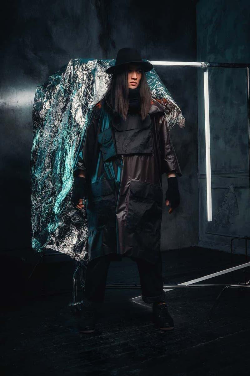 Cloudburst Fall/Winter 2019 Collection Editorial techwear fw19 moscow russia