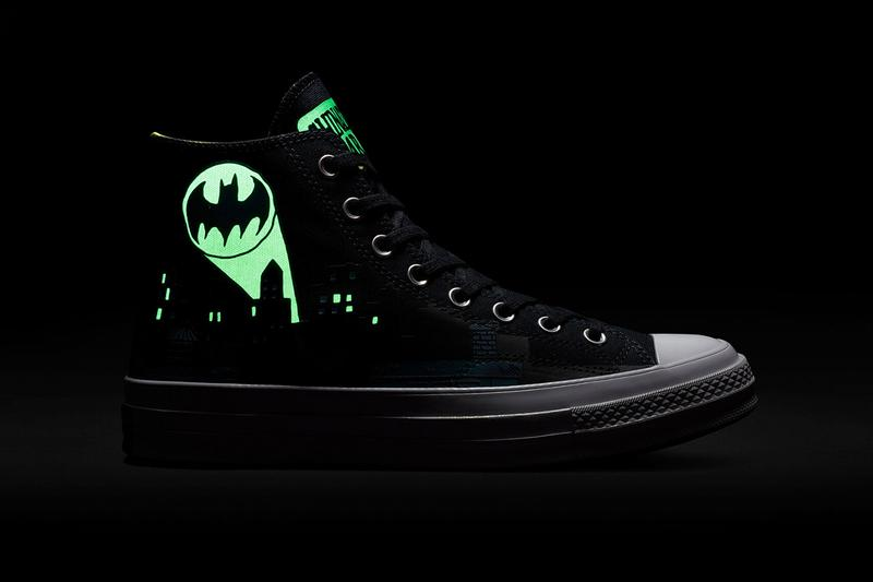 chinatown market batman converse chuck 70 hi white mouse purple black blazing yellow release information 3d glow in the dark buy cop purchase sneakersnstuff first look