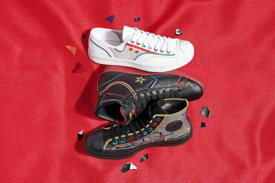 Converse Preps Expansive Chinese New Year Sneaker and Apparel Range
