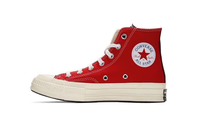 Converse Plaid and Multi-Colored Chuck 70 Hi's