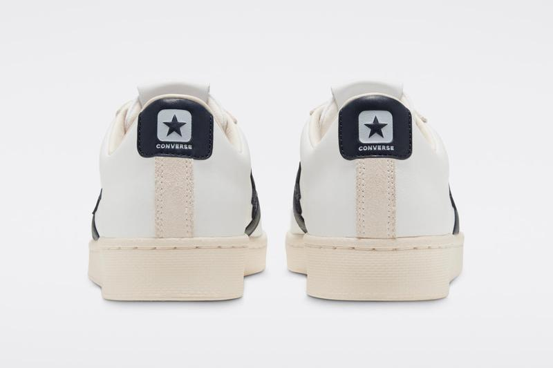 converse pro leather hi ox high raise your game usa basketball navy white cream release date info photos price