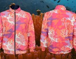 Coral Studios Teams Up with Umbro on Coral-Clad Kit for Art Basel Miami