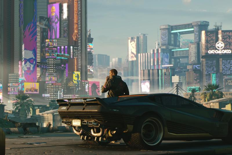Cyberpunk 2077 Soundtrack feat. A$AP Rocky, Grimes videos video games songs music run the jewels behind the scenes Keanu reeves