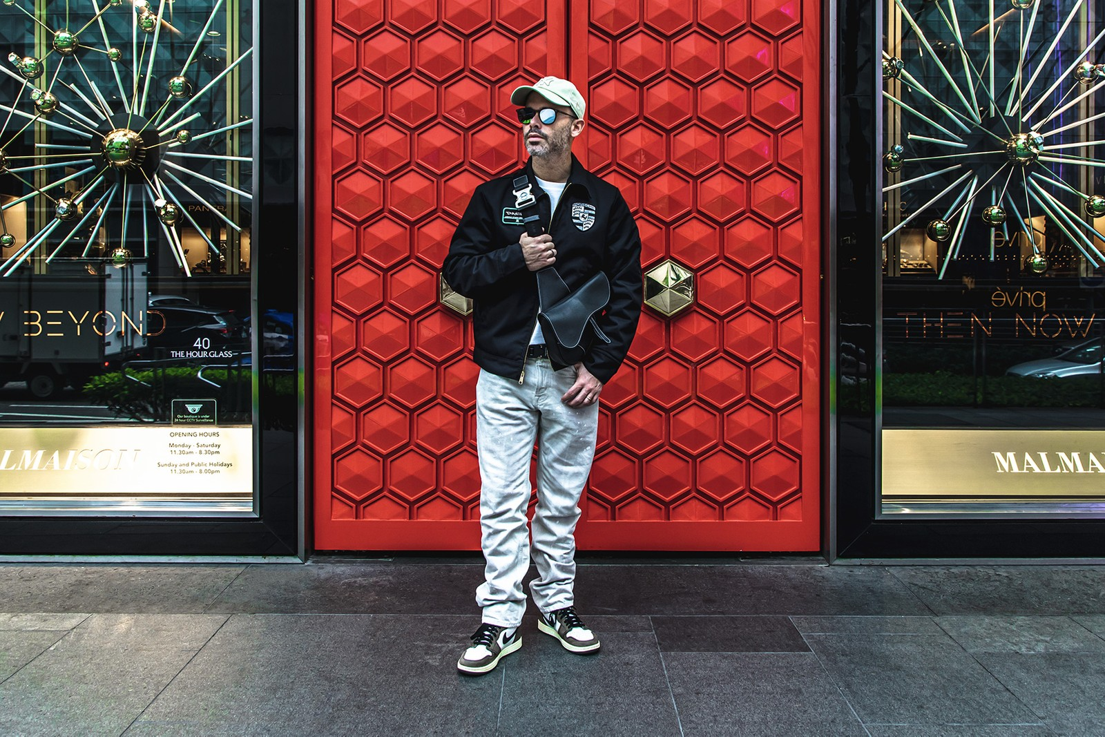 Daniel Arsham Streetsnaps Style samuel ross a cold wall eyefunny readymade yuta Yuta Hosokawa porsche travis scott air jordan 1 nike hidden ny george bamford audemars piguet kim jones dior interview the hour glass