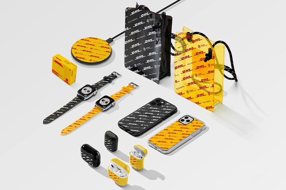 DHL & CASETiFY Unveil Second 50th Anniversary Collection
