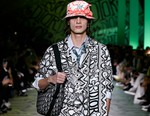 Dior Pre-Fall 2020 Brings Surfer Prints, Graffiti-Style Jewelry & Air Jordan 1s to Miami