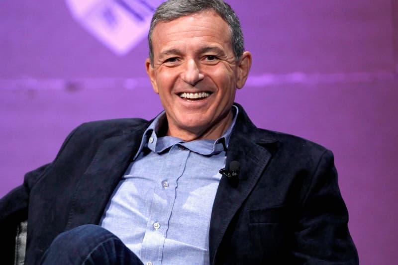 Disney CEO Bob Iger Arranging Meeting Martin Scorsese avengers the irishman Info