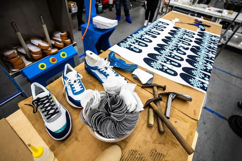 dj clark kent serta ic1 mattress sneaker release date info photos price