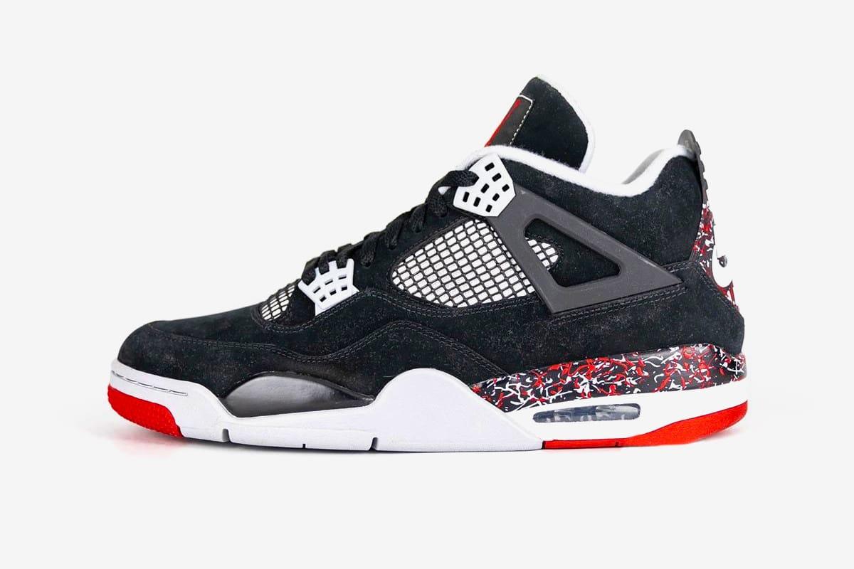 Drake OVO x Air Jordan 4 \
