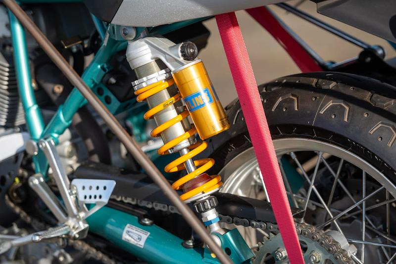 bonhams vintage motorcycles racing paul smart ducati 2006 1000 LE racer mint