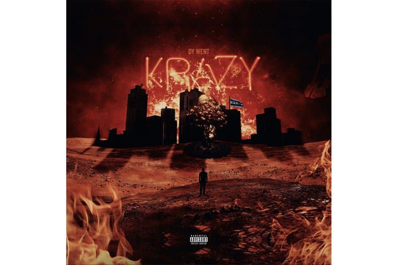 Dy Krazy 'Dy Went Krazy' Mixtape Stream gunna g herbo hip-hop trap chicago chief keef yungmal z money  listen now spotify apple music drill 808 mafia