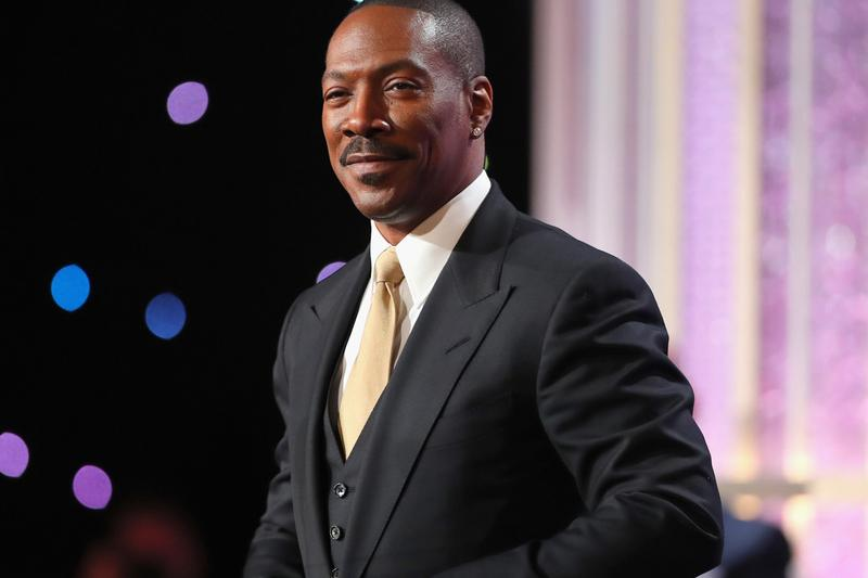 Eddie Murphy Receive Critics Choice Lifetime Achievement Award Honor veteran comic comedy movie hollywood Beverly Hills Cop Daddy Day Care 48 HRS Trading Places Coming to America Harlem Nights Bowfinger The Nutty Professor Shrek