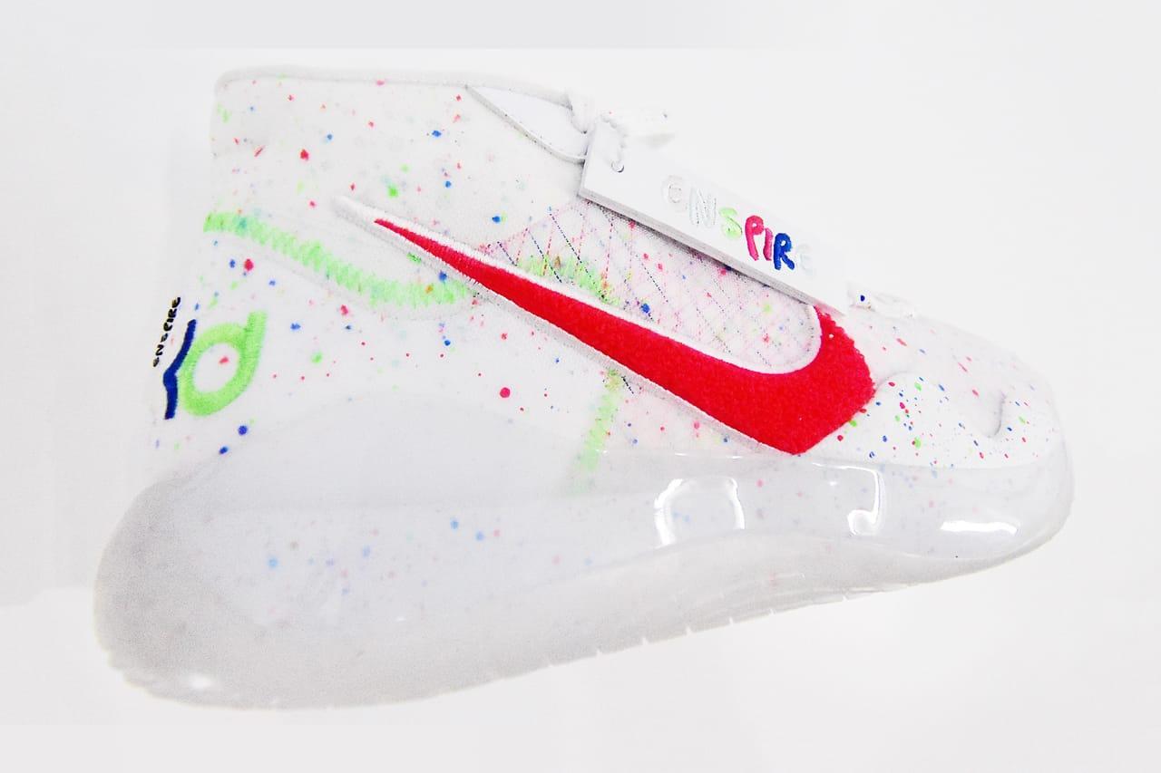 Enspire x Nike KD 12 Release Date, Info