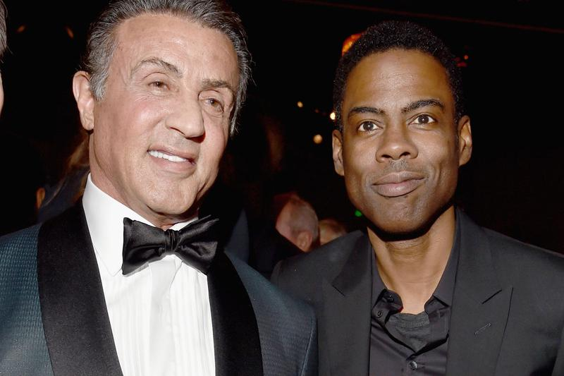 Facebook Super Bowl LIV Chris Rock Sylvester Stallone